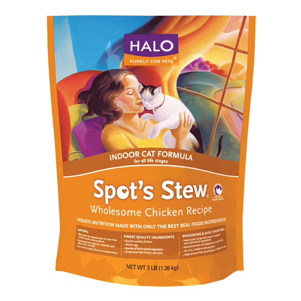 halo spot s stew wholesome chicken pet food ratings