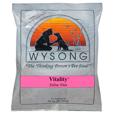 Wysong Vitality Pet Food Ratings
