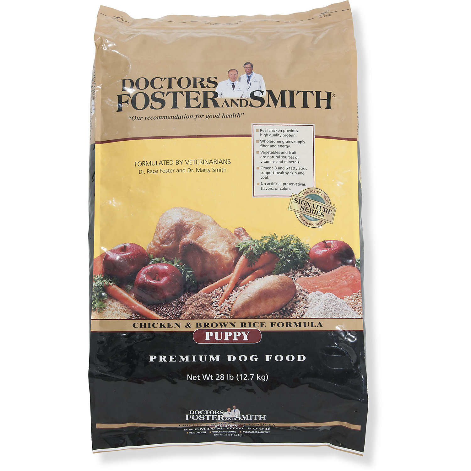 Drs. Foster and Smith Signature Series Dry Puppy Food