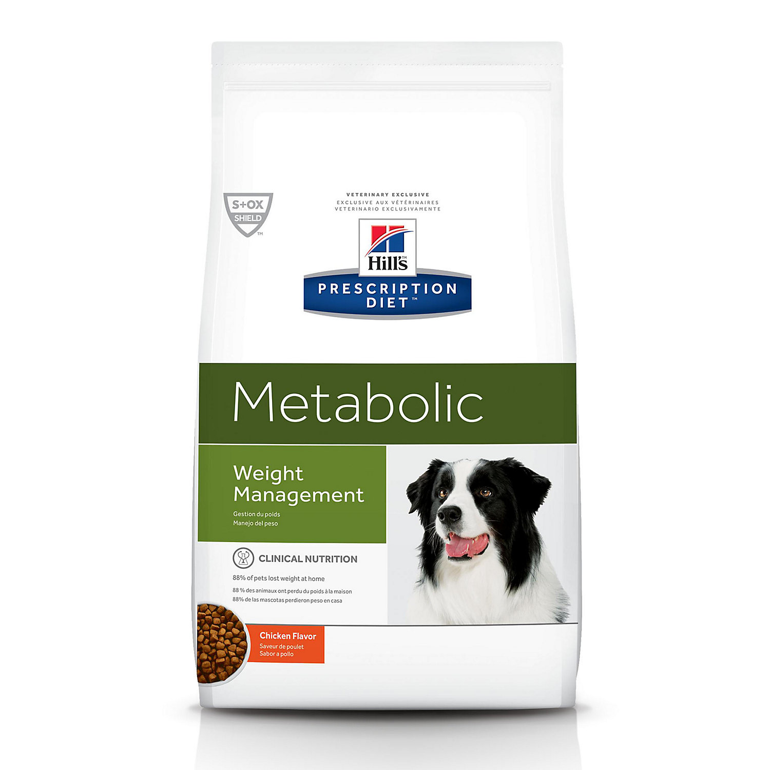 Hill's Prescription Diet Metabolic Canine Dry Dog Food