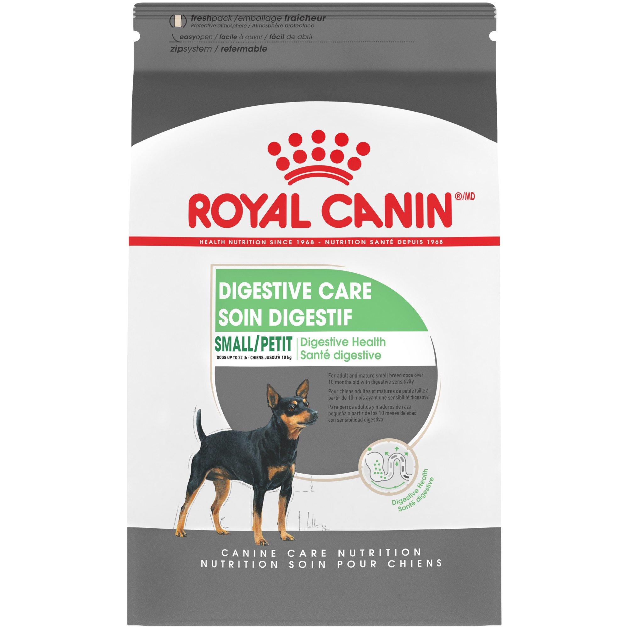 Royal Canin Size Health Nutrition Mini Special Dry Dog Food, 3.5 lbs.