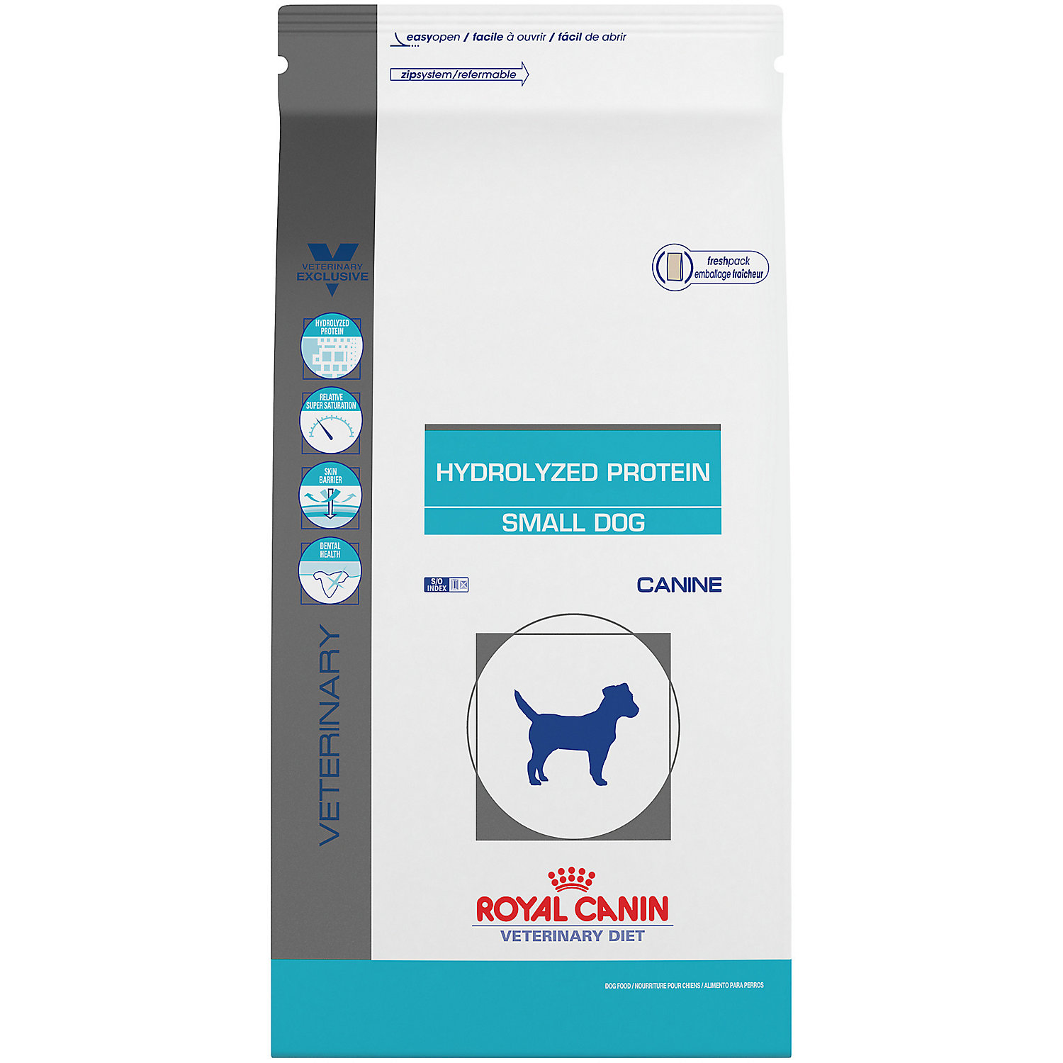Royal Canin Veterinary Diet Canine Hydrolyzed Protein Small Dog Dry Dog Food