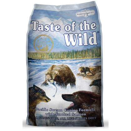 Taste Of The Wild Pacific Stream Canine Formula Dry Dog Food 5 lb