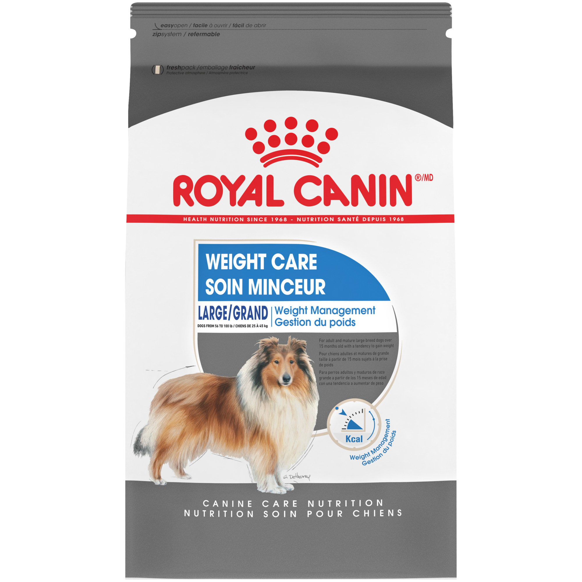 Royal Canin Size Health Nutrition Maxi Weight Care Dry Dog Food, 30 lbs.