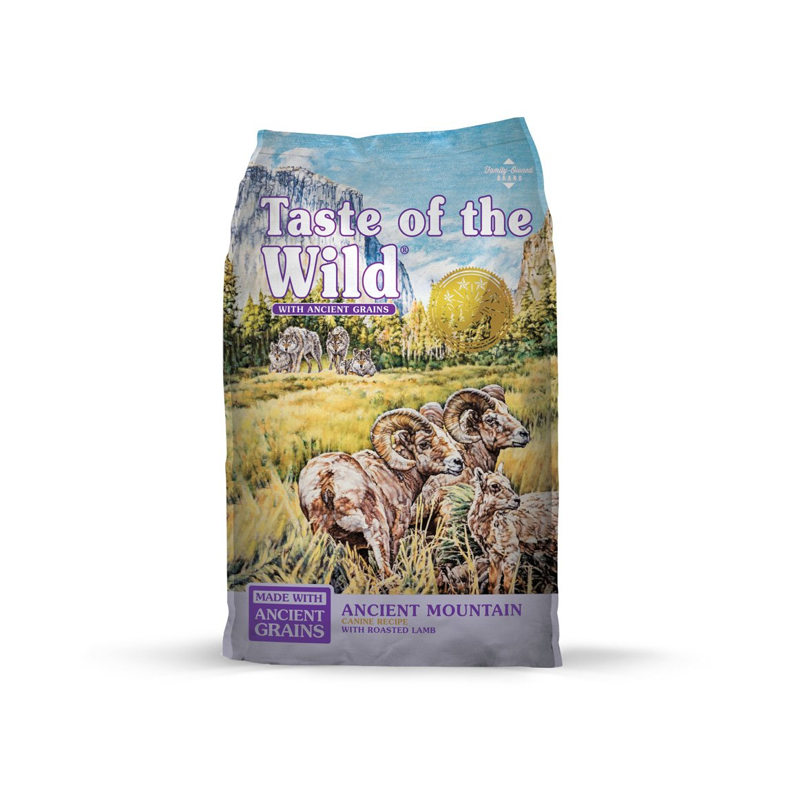 Taste of the Wild Ancient Grains Dry Dog Food