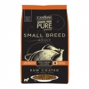 Canidae PURE Grain Free Petite Small Breed Limited Ingredient Diet Raw Coated with Fresh Chicken Dry Dog Food, 4 lbs.